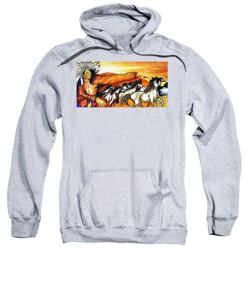 Gift Of The Pinto Sweatshirt