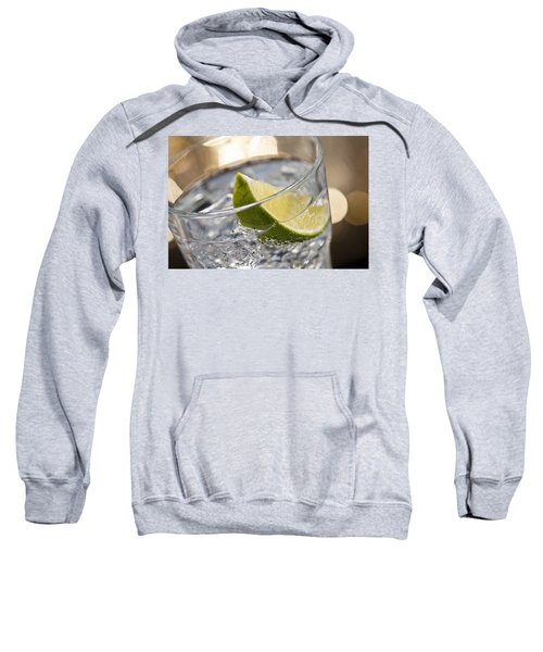 Gin Tonic Cocktail Sweatshirt