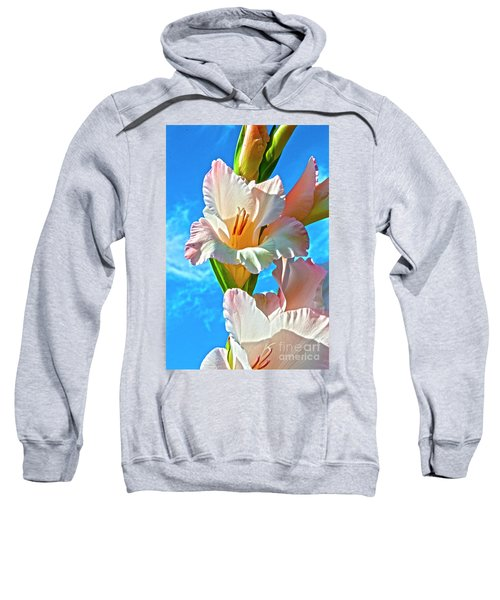 Gladiolus Sweatshirt