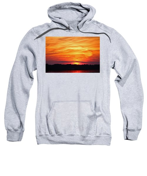 God Paints The Sky Sweatshirt