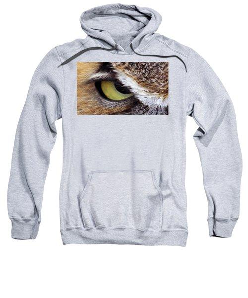 Golden Eye  Sweatshirt