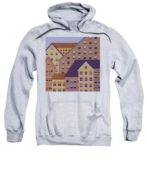 Golden Metropolis Three Sweatshirt