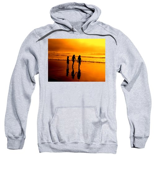 Golden Sands  Sweatshirt