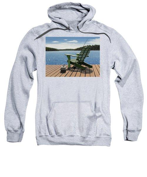 Gone Fishing Sweatshirt