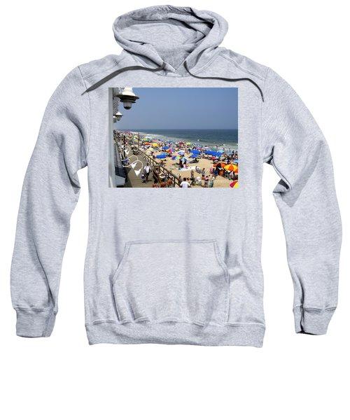 Good Beach Day At Bethany Beach In Delaware Sweatshirt