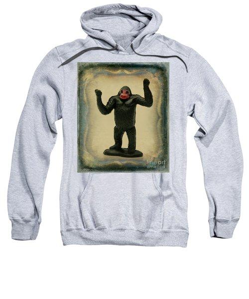 Gorilla Figurine Sweatshirt
