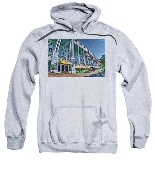 Grand Hotel - Image 001 Sweatshirt