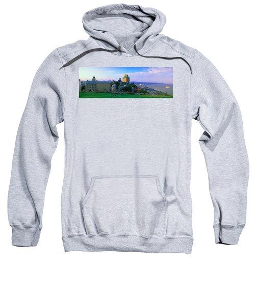 Grand Hotel In A City, Chateau Sweatshirt