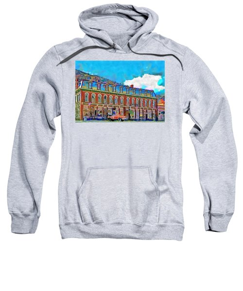 Grand Imperial Hotel Sweatshirt