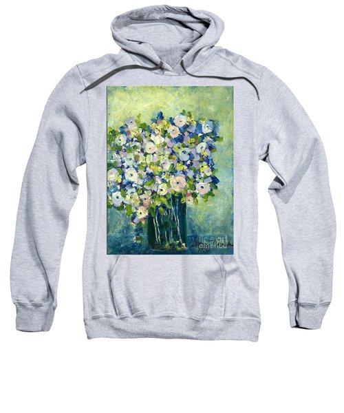 Grandma's Flowers Sweatshirt