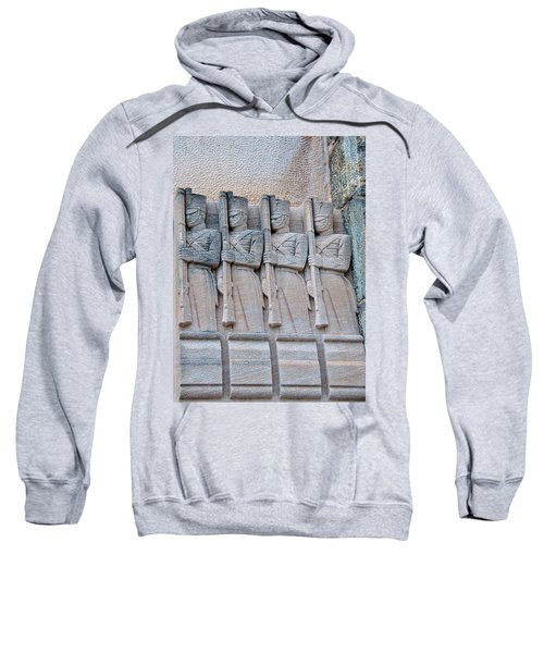 Grant Hall Cadet Fresco Sweatshirt