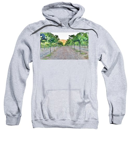 Grape Vines Sweatshirt
