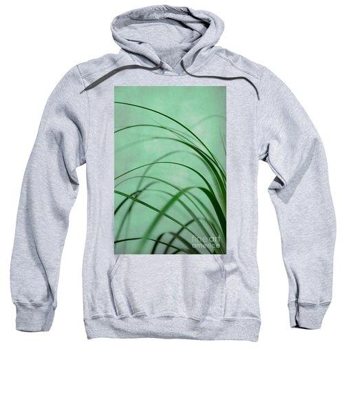Grass Impression Sweatshirt
