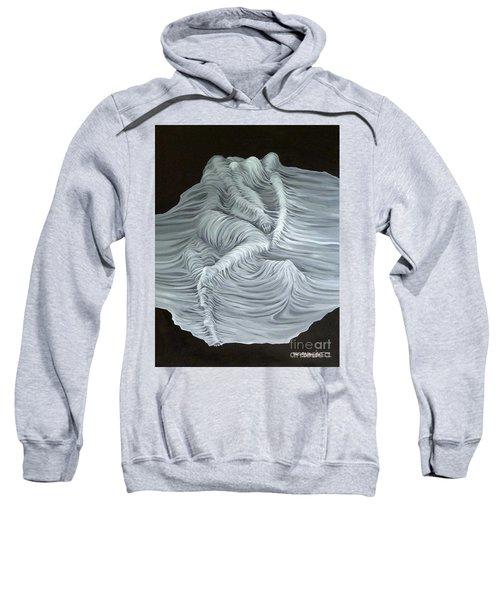 Greyish Revelation Sweatshirt