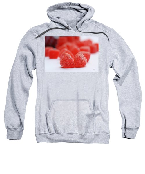 Gumdrop Hearts Sweatshirt