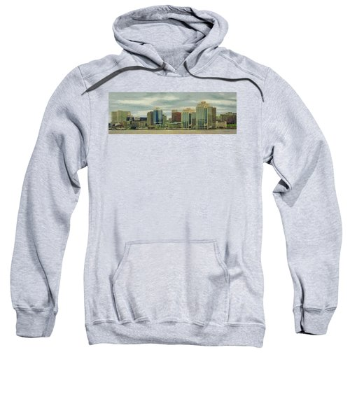 Halifax From The Harbour Sweatshirt
