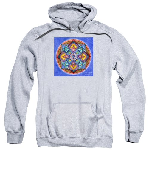 Harmony Mandala Sweatshirt