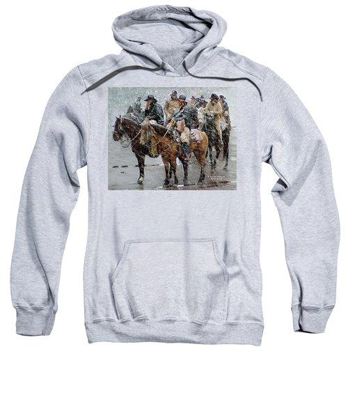 Hashknife Pony Express Sweatshirt