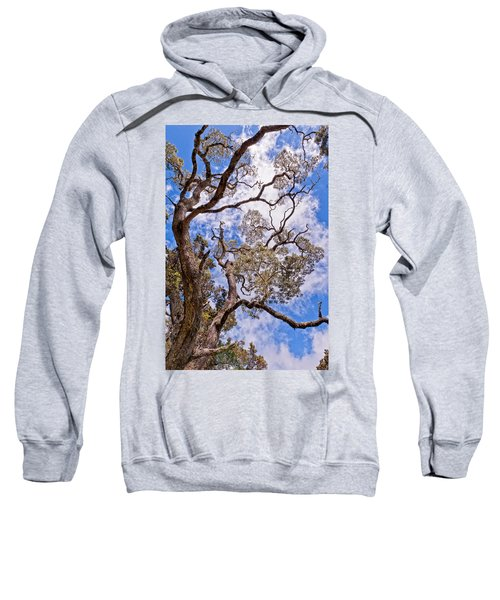 Sweatshirt featuring the photograph Hawaiian Sky by Jim Thompson