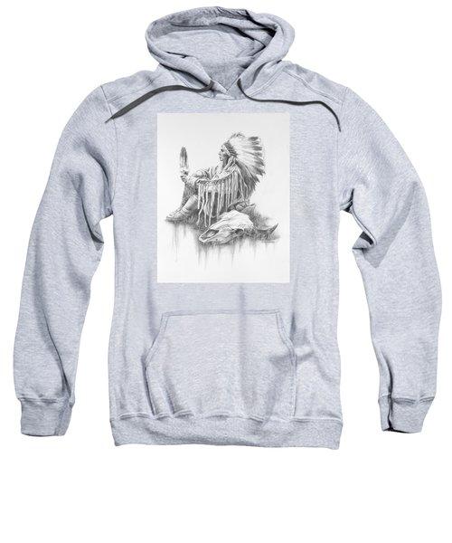 He Who Seeks A Vision Sweatshirt