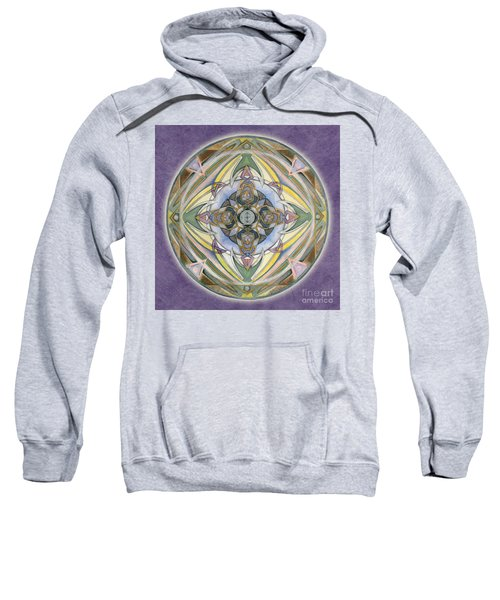 Healing Mandala Sweatshirt