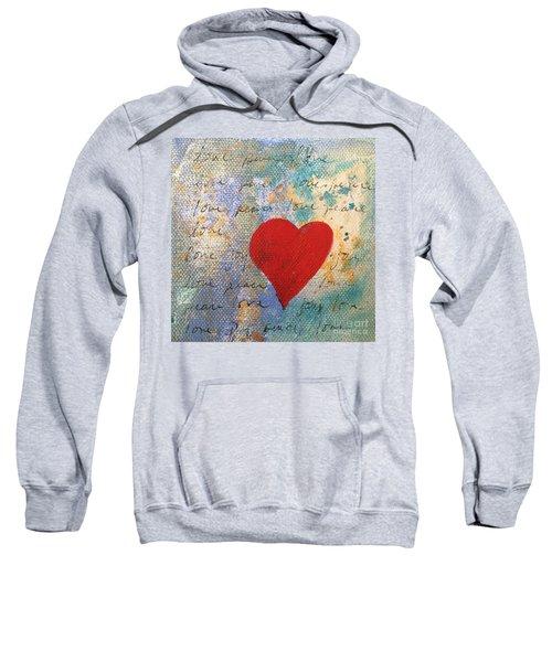 Heart #9 Sweatshirt