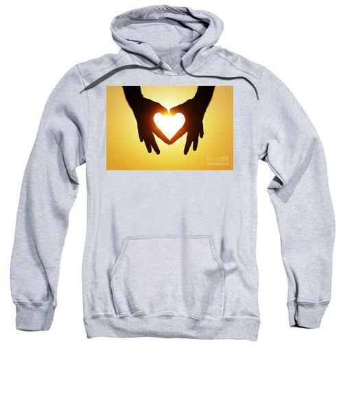 Heart Hands Sweatshirt