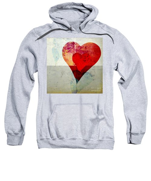 Hearts 4 Square Sweatshirt