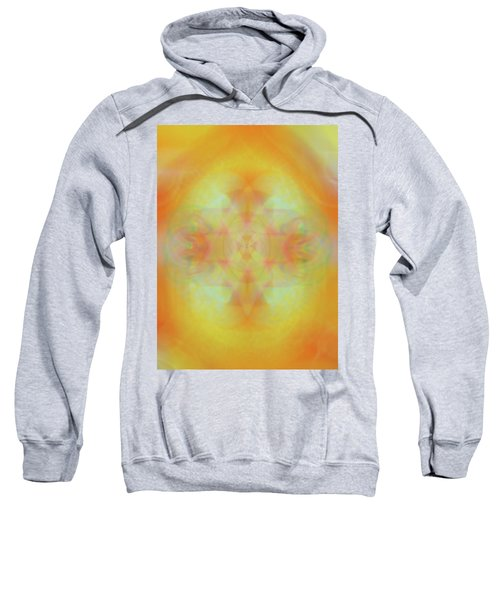 Heavenly Cross Sweatshirt