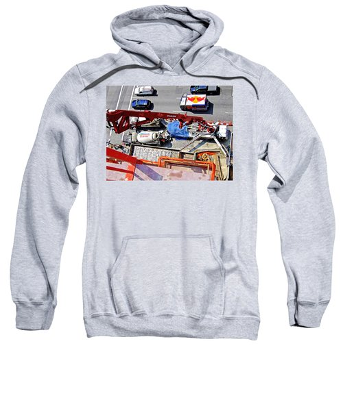 Heavy Lifting Pumper Sweatshirt