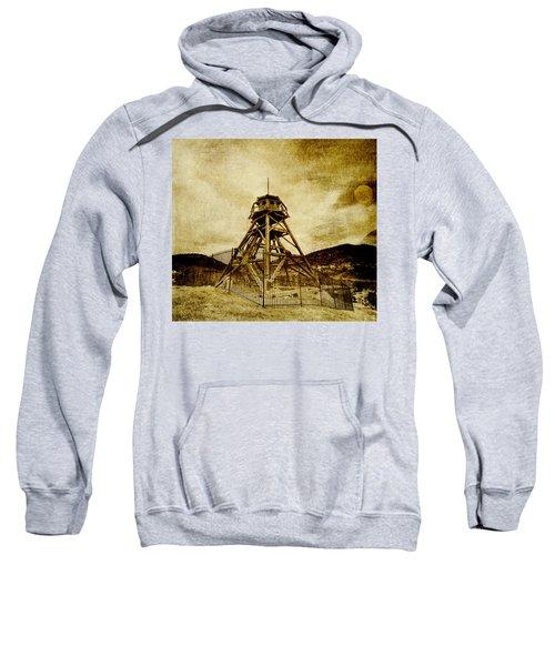 Helena-montana-fire Tower Sweatshirt