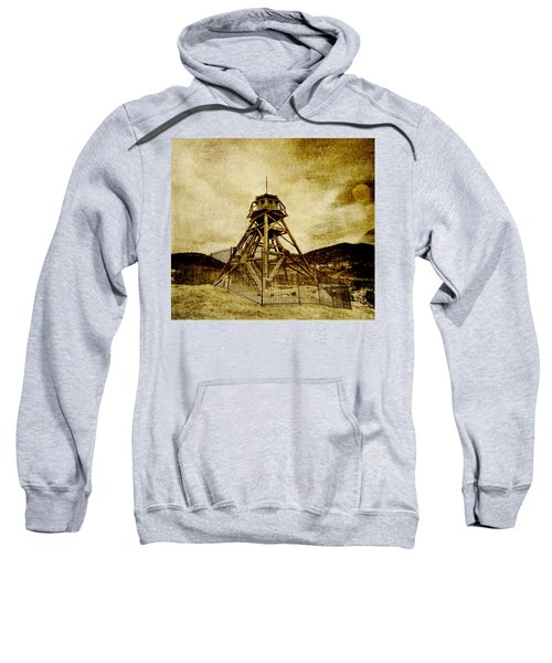 Helena-montana-fire Tower Sweatshirt