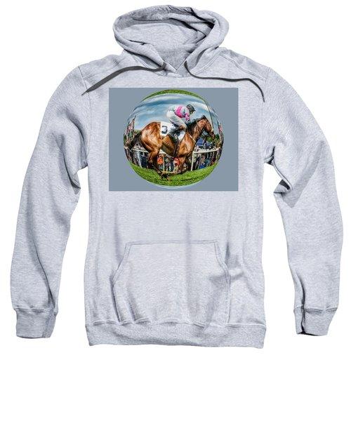 Here We Go Round In Circles Sweatshirt