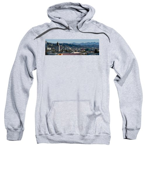 High Angle View Of A City, Beverly Sweatshirt by Panoramic Images