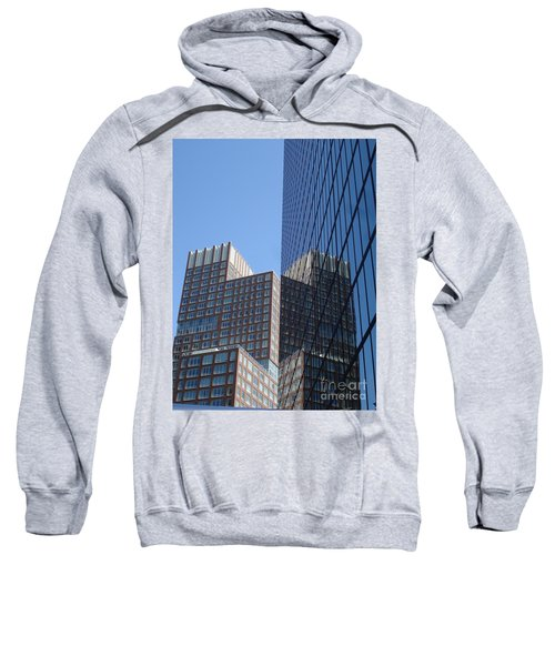 High Rise Reflection Sweatshirt