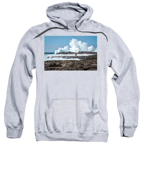In Over Their Heads Sweatshirt
