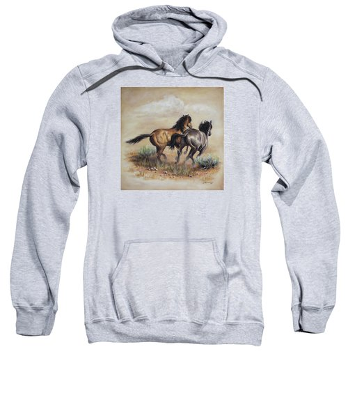 High Tailin' It Sweatshirt