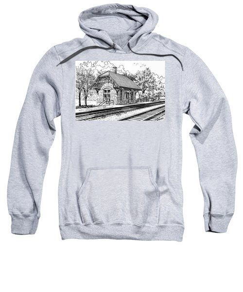 Highlands Train Station Sweatshirt