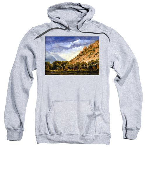 Hills Of Jackson Wyoming Sweatshirt