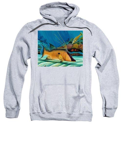 Hog And Filefish Sweatshirt