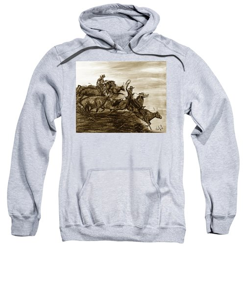 Hol-ly Cow Sweatshirt