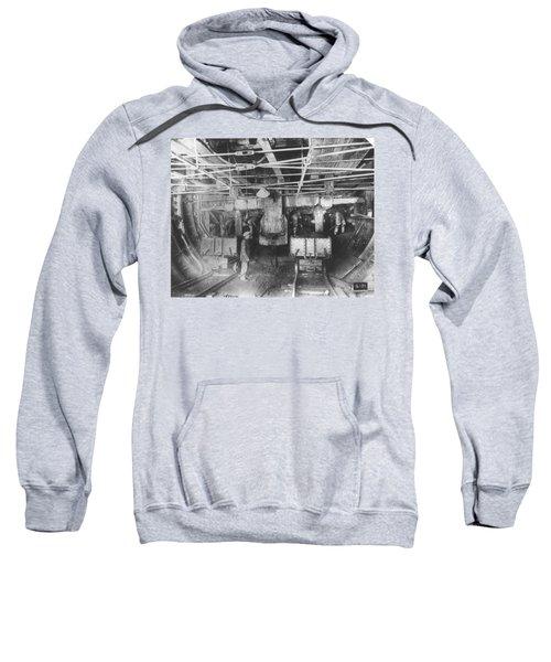 Holland Tunnel, Nyc, 1923 Sweatshirt