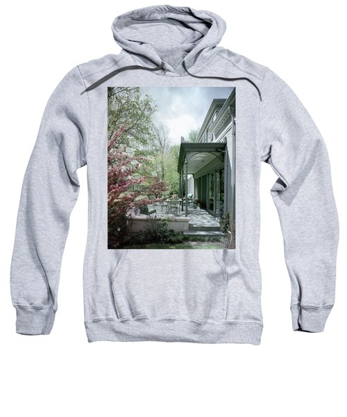 Hollis Baker's Patio Sweatshirt