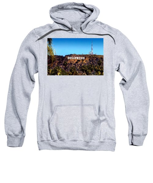 Hollywood Sign Sweatshirt