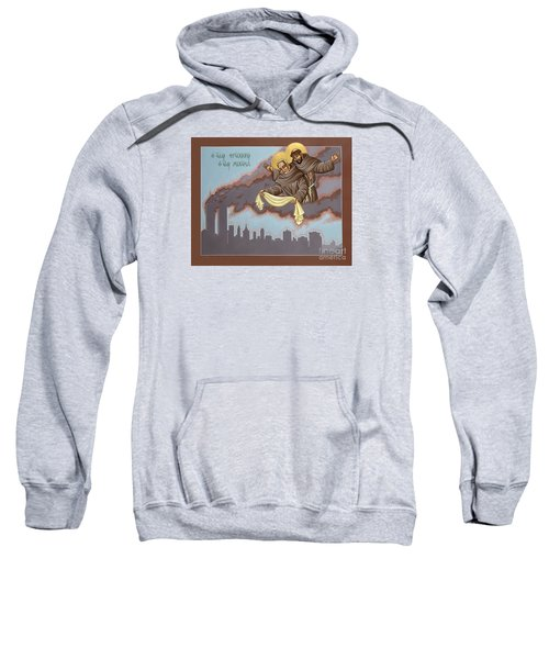 Holy Passion Bearer Mychal Judge 132 Sweatshirt