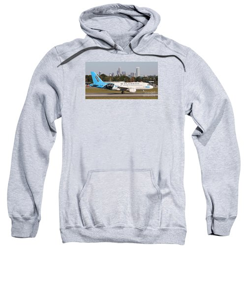 Home Of The Panthers Sweatshirt