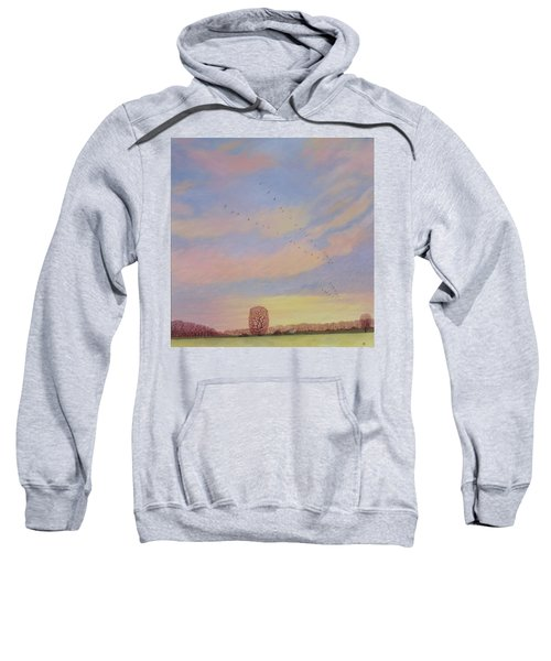 Homeward Sweatshirt by Ann Brian