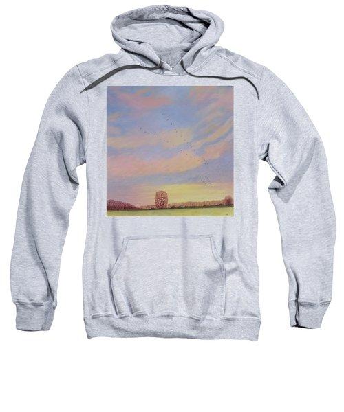 Homeward Sweatshirt by Ann Brian