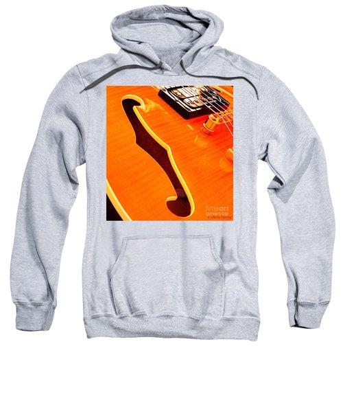 Honey Of A Guitar Sweatshirt