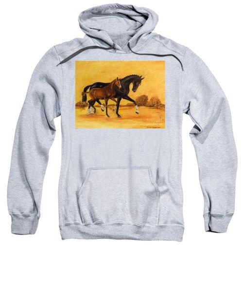Horse - Together 2 Sweatshirt
